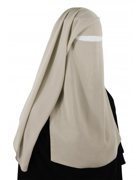 Two Piece Niqab (Sahara)