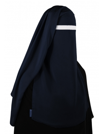 No-Pinch Two Piece Niqab