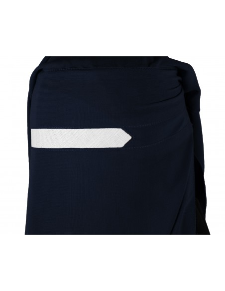 No-Pinch Two Piece Niqab (Navy Blue)