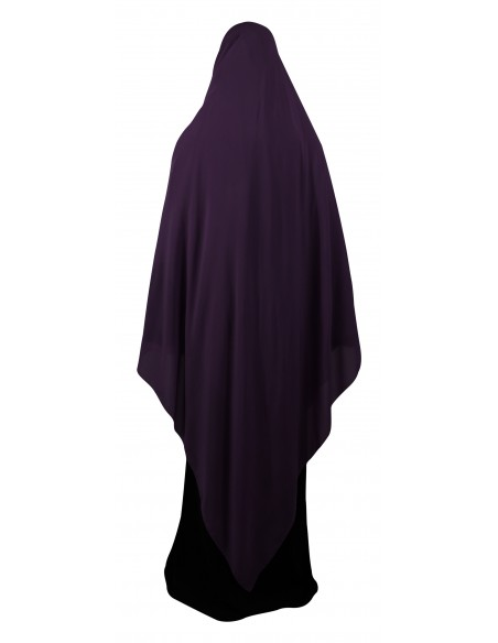 Essential Shayla - Long Extra Large (Eggplant)