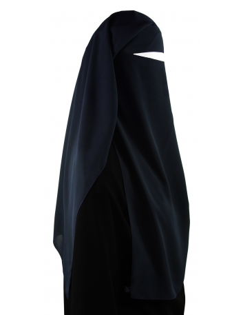 Long Two Piece Niqab