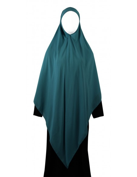 Essential Square Hijab - XL (Teal)