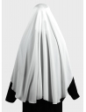 Butterfly Niqab (White)