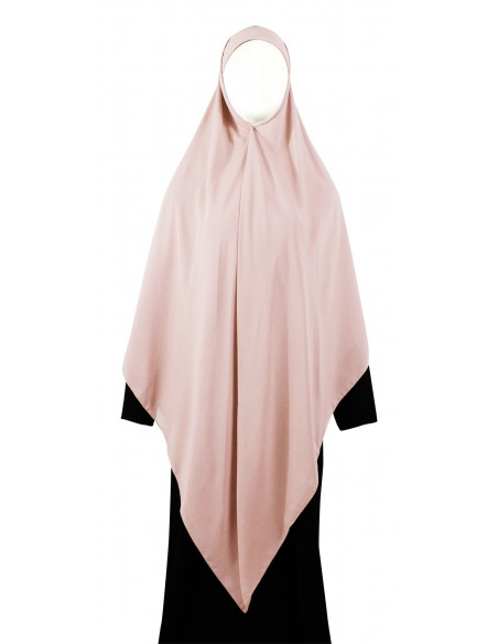 Essentials Square Hijab - XL (Creamy Peach)