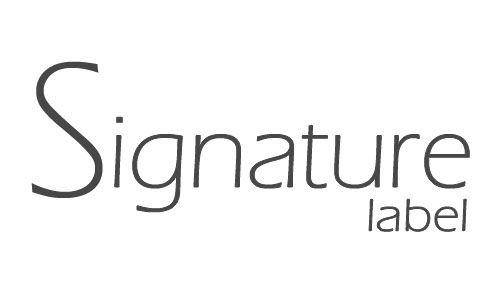 Signature Label